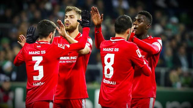 Werder Bremen vs Mainz 05 Highlights