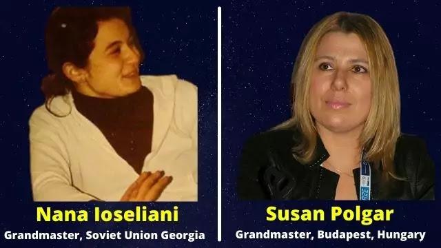 Grandmaster Nana Ioseliani vs Susan Polgar