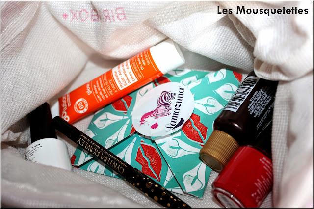Birchbox Mai 2015 - Les Mousquetettes©