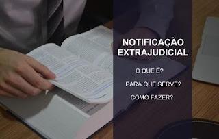 O procedimento de notificação extrajudicial é uma das mais importantes atribuições do Cartório de Registro de Títulos e Documentos.