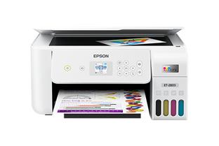 Epson EcoTank ET-2803 Driver Download