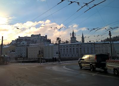 Relacja z podróży - Salzburg styczeń 2017