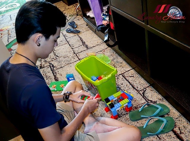 legoland hotel malaysia resort lego bricks toys review
