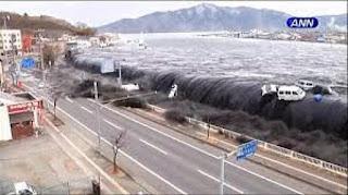 Gempa dan Tsunami 22 November 2016 di Fukushima Jepang