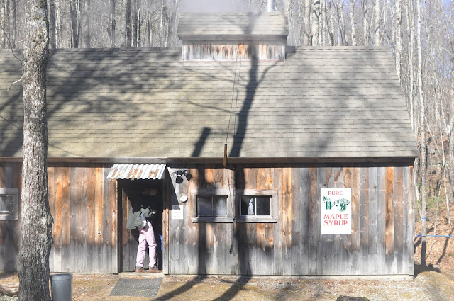 New Hampshire Sugar House