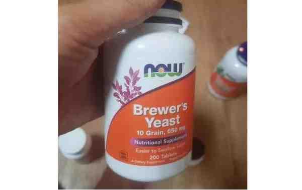 تجربتي مع حبوب brewers yeast
