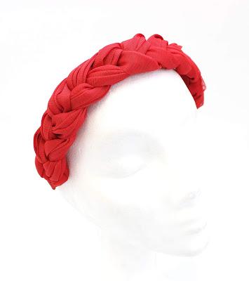 PV Rojo 10 Diadema