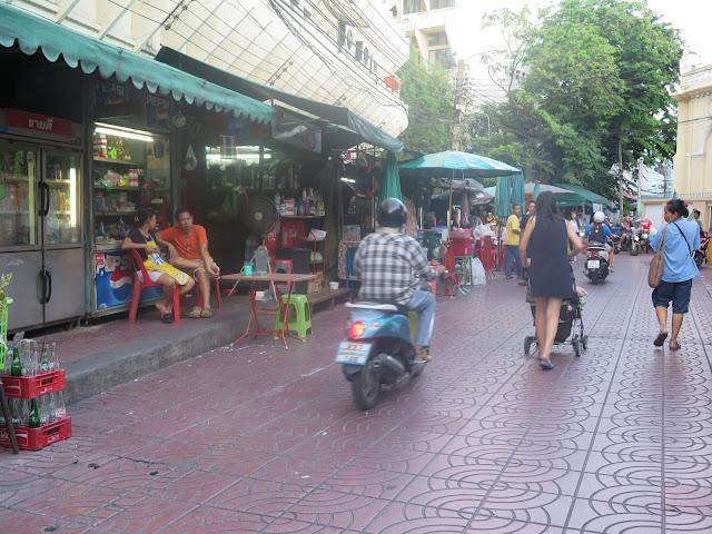 Barrio Chino de Bangkok