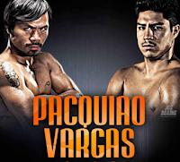 Pacquiao vs Vargas