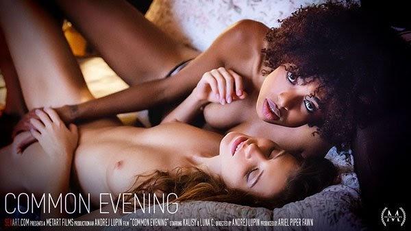 [Sex-Art] Kalisy, Luna C - Common Evening