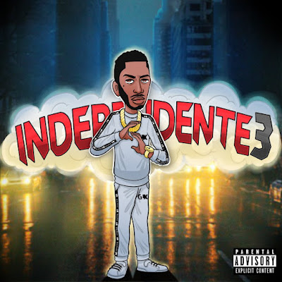 Dji Tafinha - Independente 3 (Álbum) 2019