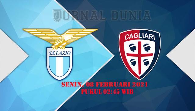 Prediksi Lazio vs Cagliari, Senin 08 Februari 2021 Pukul 02.45 WIB @RCTI