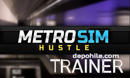 Metro Sim Hustle PC Oyunu Para, Enerji Trainer Hilesi İndir