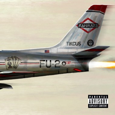 Eminem - Kamikaze (Album Zip)
