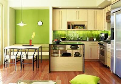 Tips Pemilihan Warna untuk Dapur Anda