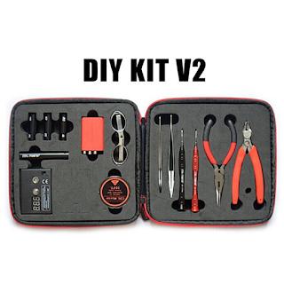 DIY Tool Kit Vapor Coil Master V2 Clone Vape Vaping CoilMaster