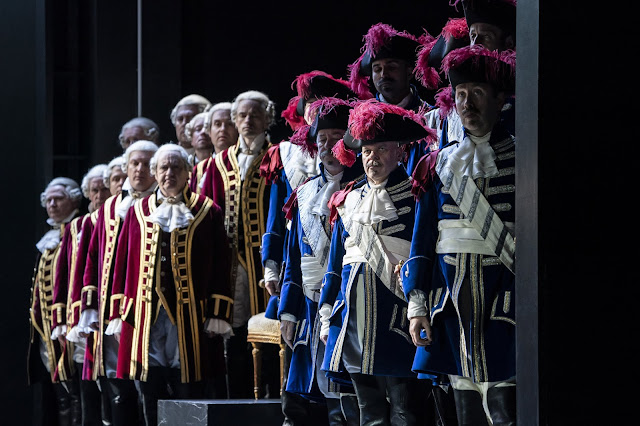Verdi: Les vêpres siciliennes - Welsh National Opera (Photo Johan Person)