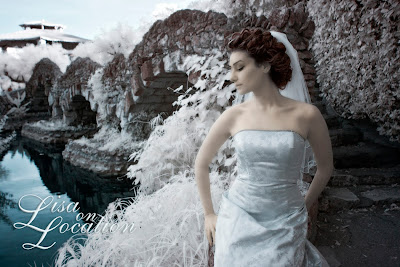 New Braunfels infrared wedding photography serving San Antonio, Austin and the surrounding region
