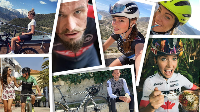Influencers de ciclismo