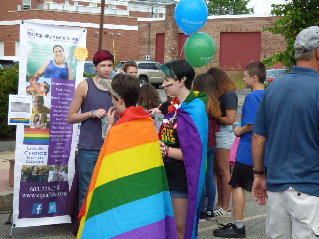 @Rochester_MFA Rochester Pride 2017 Photos And Recap