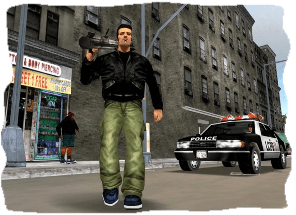 تحميل لعبة gta liberty city للكمبيوتر مضغوطة