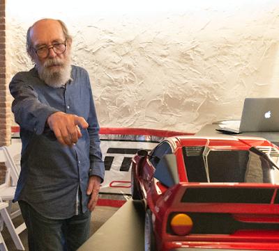 Claudio Lombardi Kimera EVO37