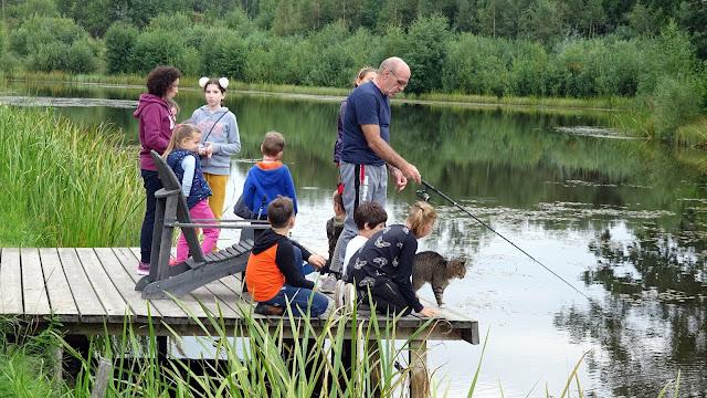 Семейный Лагерь в Латвии