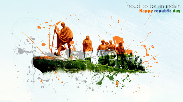 Republic Day Wallpaper for Facebook and Whatsapp