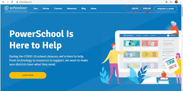 Membuat Materi Pembelajaran Online dengan Schoology