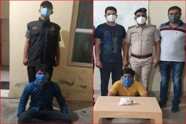 faridabad-crime-branch-sector-arrested-remdesivir-selling-accused