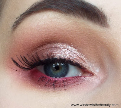 glow brown makeup