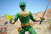 Power Rangers Lightning Collection Zeo Green Ranger 37