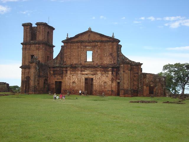 Missões no Rio Grande do Sul