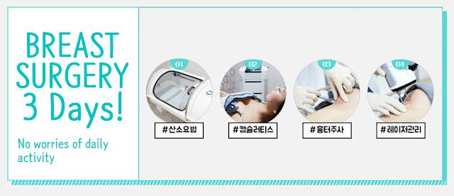 짱이뻐! - Korean Plastic Surgery - After Care Treatment