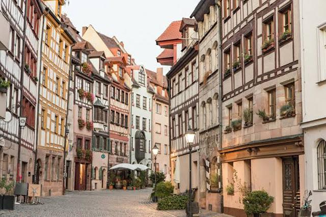 Centro histórico de Nuremberg