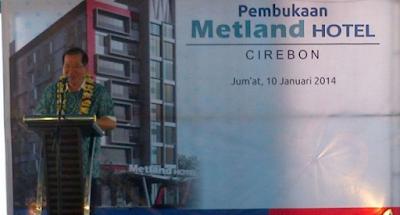 Peresmian Hotel Cirebon Metland