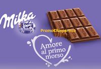 Logo Vinci gratis 100 forniture Milka e soggiorno a St.Moritz