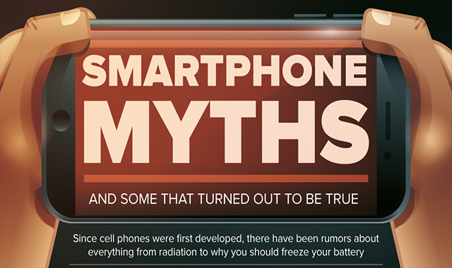 Smartphone Urban Legends That Have You Fooled