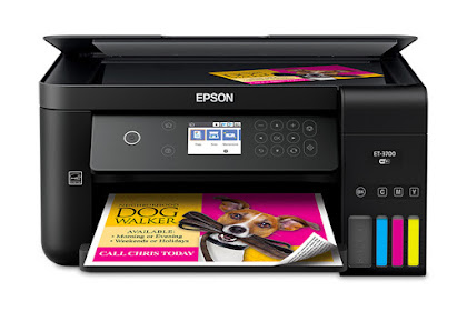Epson ET-3700 Driver Download Windows, Mac, Linux