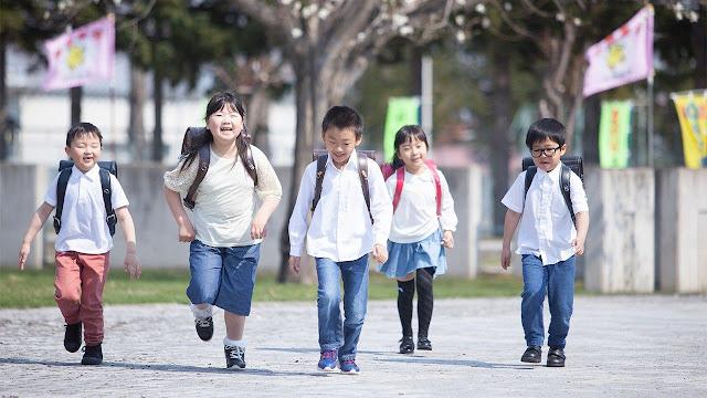 اليابان تغلق المدارس لعدم وجود أطفال!