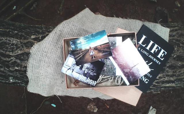 giveaway buku keriba-keribo