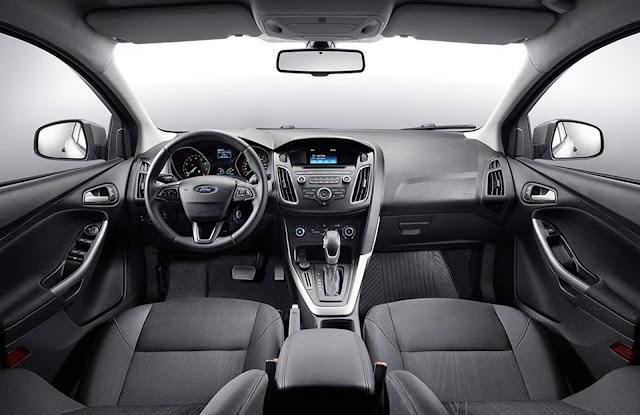 Ford Focus SE 2.0 AT 2018 - Interior