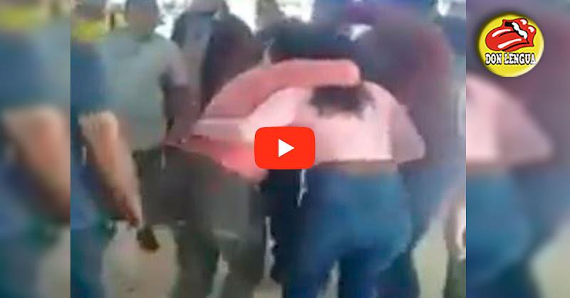 Venezolana en Perú fue atacada por la esposa de su amante por celos