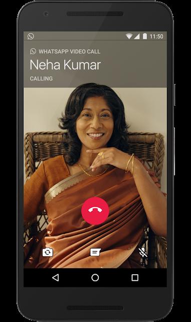 Cara Melakukan Video Call Pada Whatsapp 1