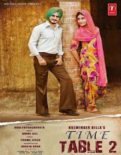 Time Table 2 Lyrics Kulwinder