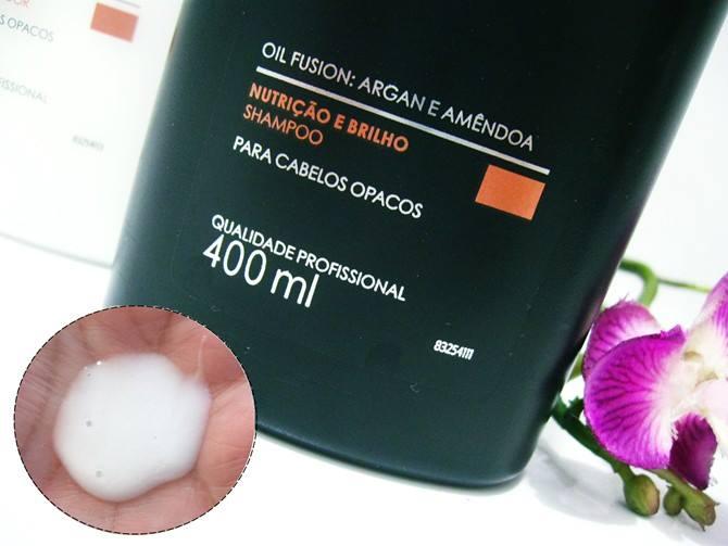 Shampoo Oil Radiante Tresemmé
