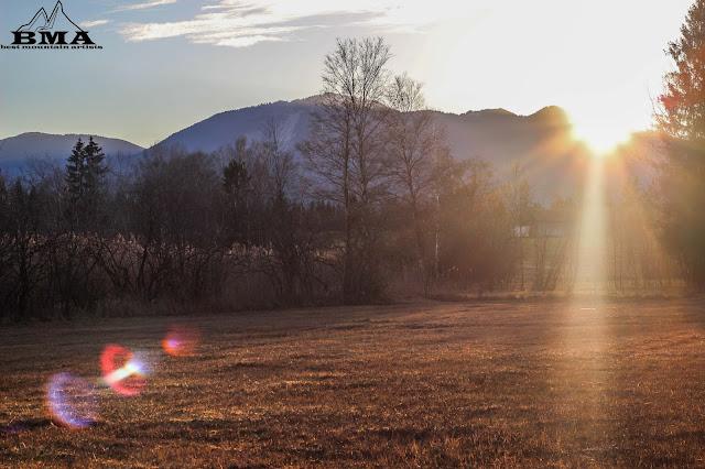 Bayern Wandern am Staffelsee - Staffelsee Umrundung Rundweg - Rundtour Uffing - Herzogstand - Benedicktenwand