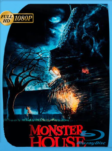 Monster House [2006] HD [1080p] Latino [GoogleDrive] SilvestreHD