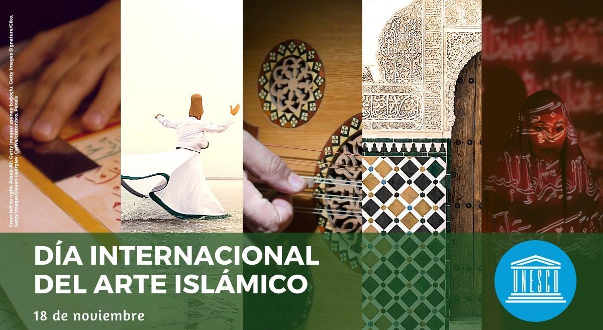 Dia Mundial del arte islamico