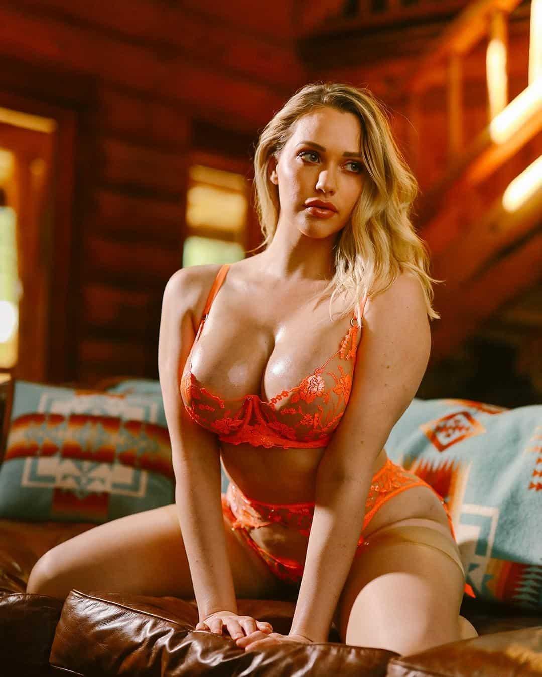 Mia Malkova Sexy Bikini, Lingerie, Bra Photos
